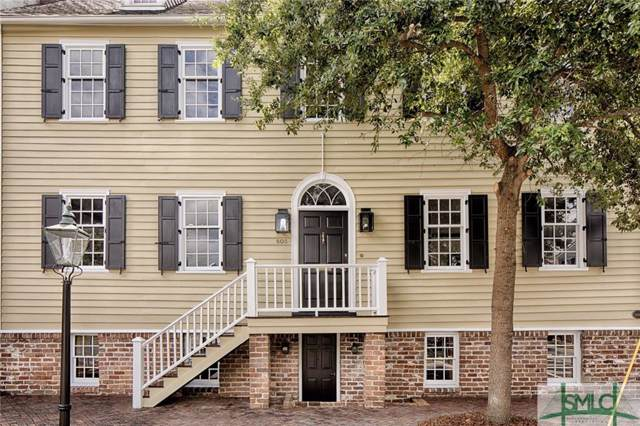 503 E President Street, Savannah, GA 31401 (MLS #210696) :: Coastal Savannah Homes
