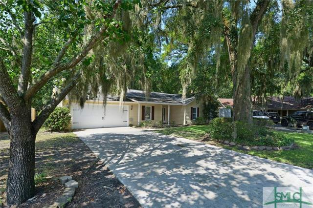 111 S Nicholson Circle, Savannah, GA 31419 (MLS #210699) :: McIntosh Realty Team