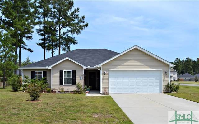 146 Knotty Pine Circle, Springfield, GA 31329 (MLS #210745) :: The Sheila Doney Team