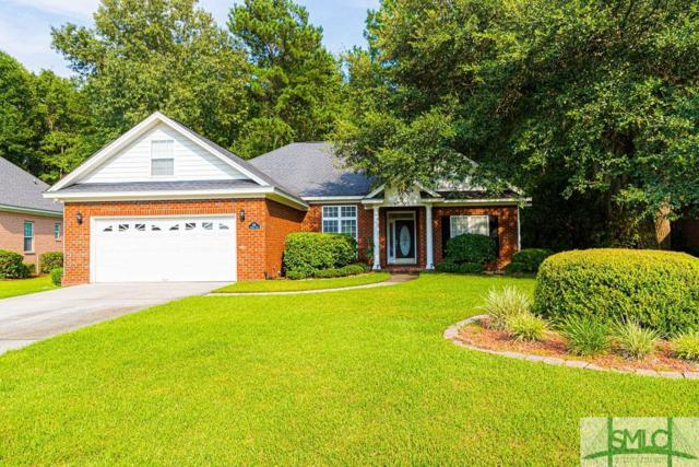 103 Valhalla Drive, Savannah, GA 31419 (MLS #210994) :: The Randy Bocook Real Estate Team