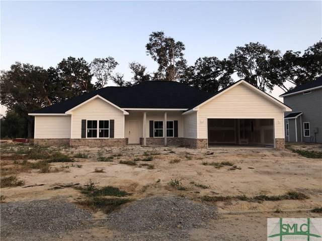 27 Allen Rawls Way SE, Ludowici, GA 31316 (MLS #211141) :: Keller Williams Coastal Area Partners