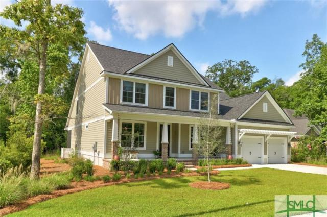 103 Oakcrest Drive W, Savannah, GA 31405 (MLS #211174) :: The Sheila Doney Team