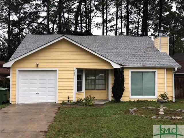902 Drake Court, Hinesville, GA 31313 (MLS #211306) :: Bocook Realty