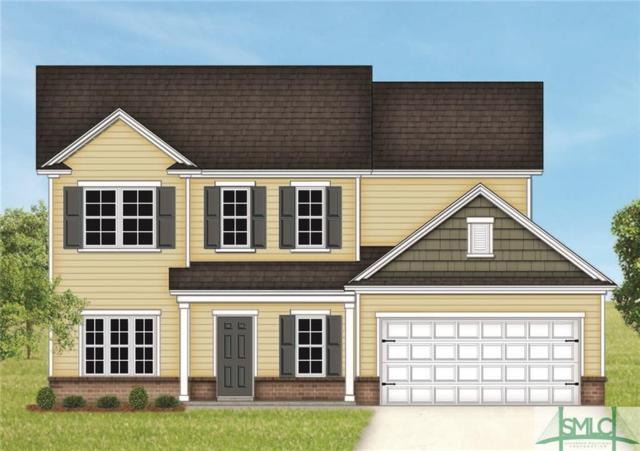 23 Triston Drive, Richmond Hill, GA 31324 (MLS #211352) :: The Randy Bocook Real Estate Team