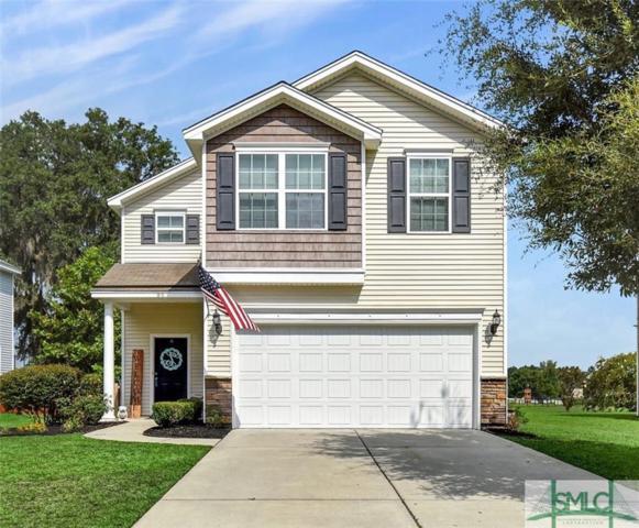 95 Hamilton Grove Drive, Pooler, GA 31322 (MLS #211370) :: The Randy Bocook Real Estate Team