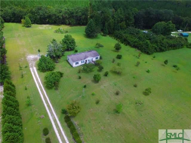 569 Hayes Lake Road, Brooklet, GA 30415 (MLS #211381) :: Teresa Cowart Team