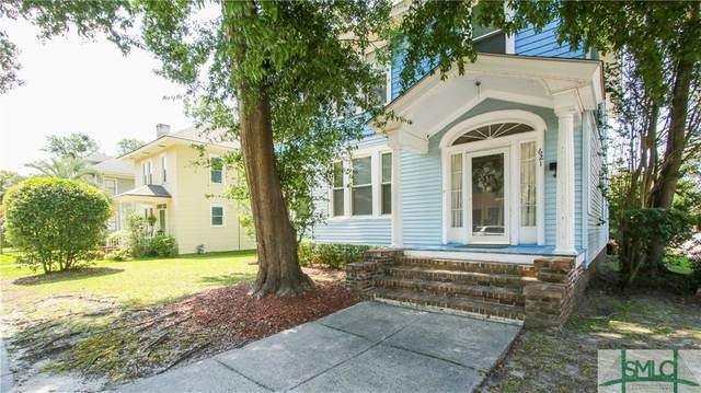 621 Maupas Avenue, Savannah, GA 31401 (MLS #211651) :: The Arlow Real Estate Group