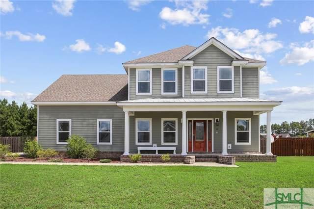 16 Sagefield Drive, Ellabell, GA 31308 (MLS #211662) :: Keller Williams Coastal Area Partners