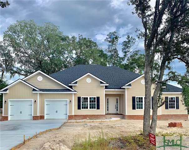 5782 Elim Church Road NE, Ludowici, GA 31316 (MLS #211682) :: The Randy Bocook Real Estate Team