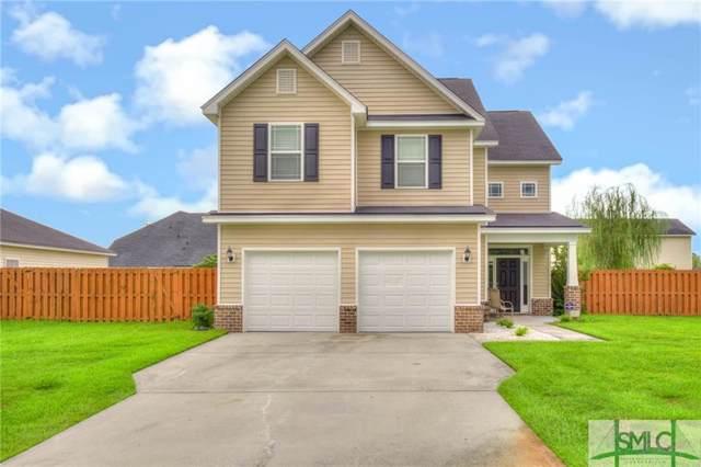 220 Red Oak Drive, Richmond Hill, GA 31324 (MLS #211710) :: Bocook Realty