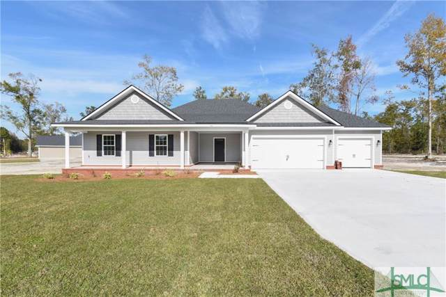 933 Buster Phillips Road SE, Ludowici, GA 31316 (MLS #211755) :: The Sheila Doney Team
