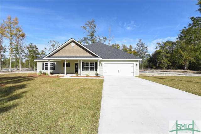 961 Buster Phillips Road SE, Ludowici, GA 31316 (MLS #211764) :: The Sheila Doney Team