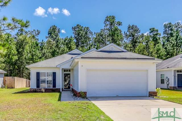 35 Hartland Court, Savannah, GA 31407 (MLS #211790) :: Heather Murphy Real Estate Group