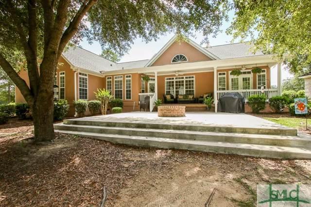 33 Sheridan Court, Ellabell, GA 31308 (MLS #211864) :: The Randy Bocook Real Estate Team