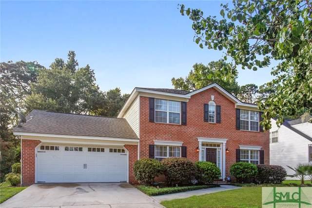 9 Mary Musgrove Drive, Savannah, GA 31410 (MLS #211884) :: The Randy Bocook Real Estate Team