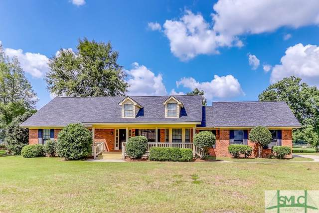 301 Cardinal Street, Pooler, GA 31322 (MLS #211918) :: The Arlow Real Estate Group