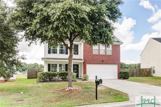 14 Chestnut Circle, Port Wentworth, GA 31407 (MLS #211975) :: The Randy Bocook Real Estate Team