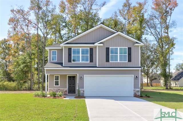 513 Deforest Lane, Guyton, GA 31312 (MLS #211987) :: The Arlow Real Estate Group