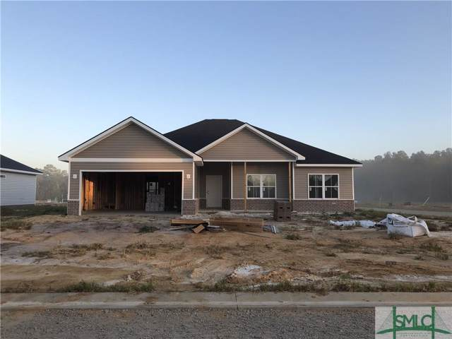 147 Allen Rawls Way, Ludowici, GA 31316 (MLS #212014) :: Keller Williams Coastal Area Partners