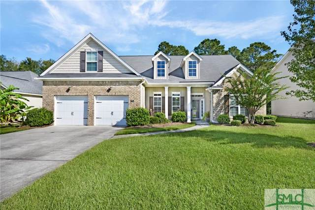 160 Magnolia Drive, Pooler, GA 31322 (MLS #212173) :: RE/MAX All American Realty
