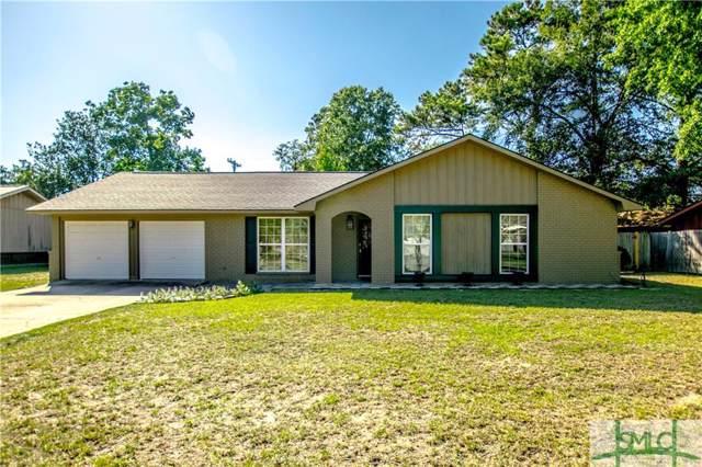 103 Oxford Road, Savannah, GA 31419 (MLS #212256) :: Liza DiMarco