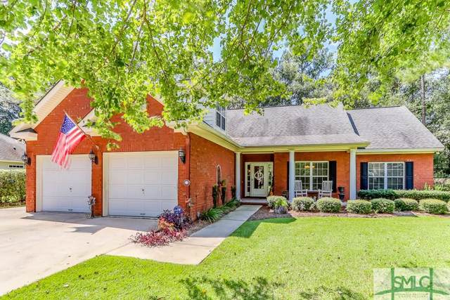 110 Ridgecrest Drive, Rincon, GA 31326 (MLS #212286) :: The Randy Bocook Real Estate Team
