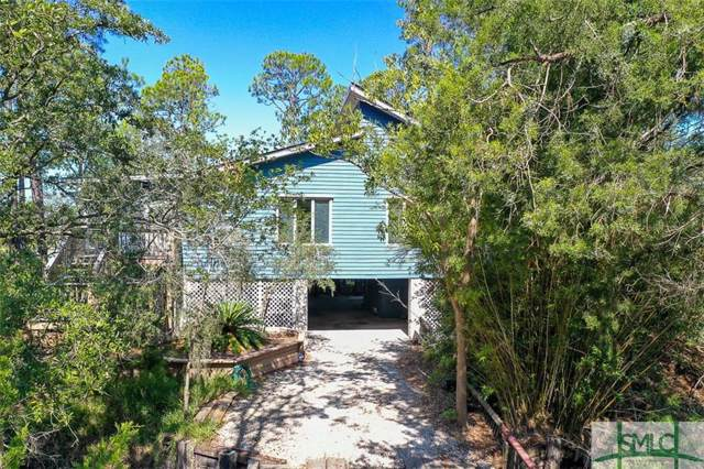 107 Eagles Nest Drive, Tybee Island, GA 31328 (MLS #212368) :: RE/MAX All American Realty