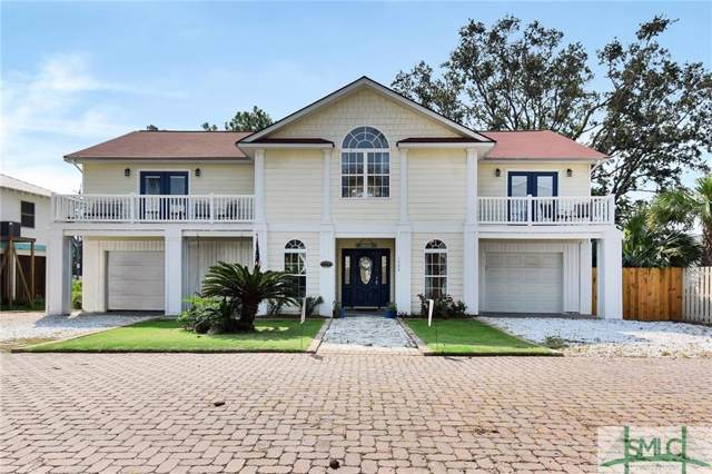 1404 Solomon Avenue, Tybee Island, GA 31328 (MLS #212388) :: Keller Williams Realty-CAP