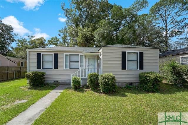 2509 Louisiana Avenue, Savannah, GA 31404 (MLS #212401) :: The Randy Bocook Real Estate Team