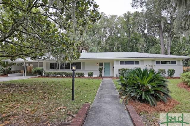 1521 Forsyth Road, Savannah, GA 31406 (MLS #212428) :: Keller Williams Coastal Area Partners