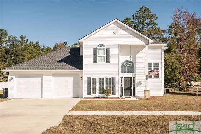 326 Wilkins Road, Midway, GA 31320 (MLS #212434) :: The Sheila Doney Team
