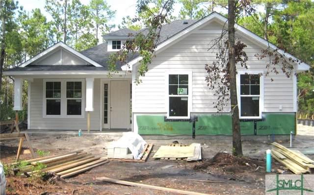 179 Crawford Lane, Richmond Hill, GA 31324 (MLS #212452) :: Keller Williams Coastal Area Partners