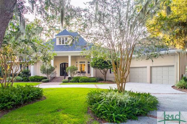 5 Sedgewater, Savannah, GA 31411 (MLS #212453) :: Teresa Cowart Team