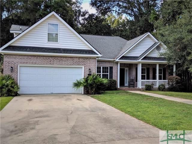 202 Henderson Oaks Drive, Savannah, GA 31419 (MLS #212456) :: The Randy Bocook Real Estate Team