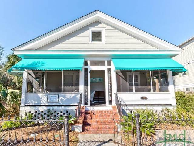 705 Butler Avenue, Tybee Island, GA 31328 (MLS #212542) :: Keller Williams Realty-CAP