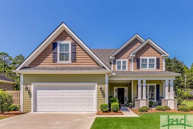 185 S Effingham Plantation Drive, Guyton, GA 31312 (MLS #212575) :: RE/MAX All American Realty