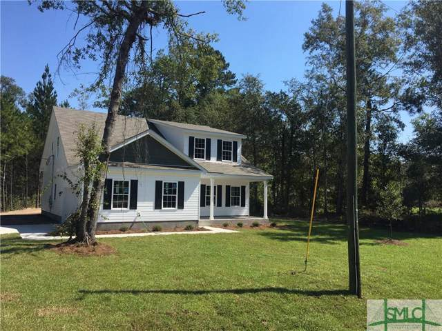 2565 Little Mccall Road, Rincon, GA 31326 (MLS #212616) :: The Sheila Doney Team