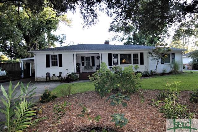 115 Andover Drive, Savannah, GA 31405 (MLS #212625) :: Keller Williams Coastal Area Partners