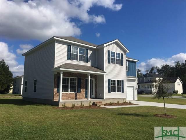 111 Cockle Shell Road, Savannah, GA 31419 (MLS #212634) :: Keller Williams Coastal Area Partners