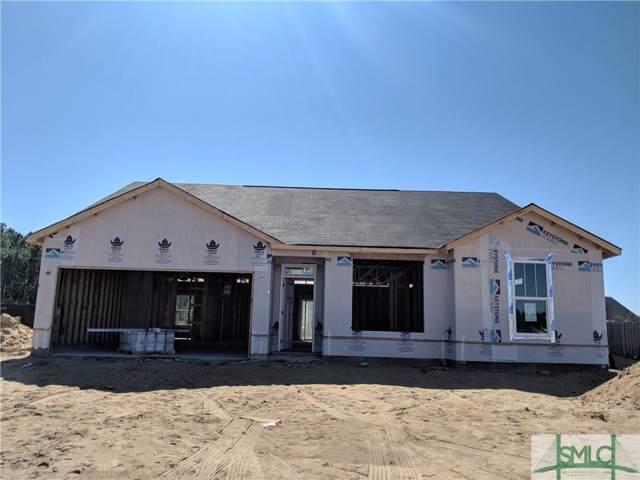 301 Timberview Drive, Guyton, GA 31312 (MLS #212649) :: The Randy Bocook Real Estate Team