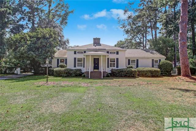 32 Richmond Drive, Savannah, GA 31406 (MLS #212666) :: Liza DiMarco