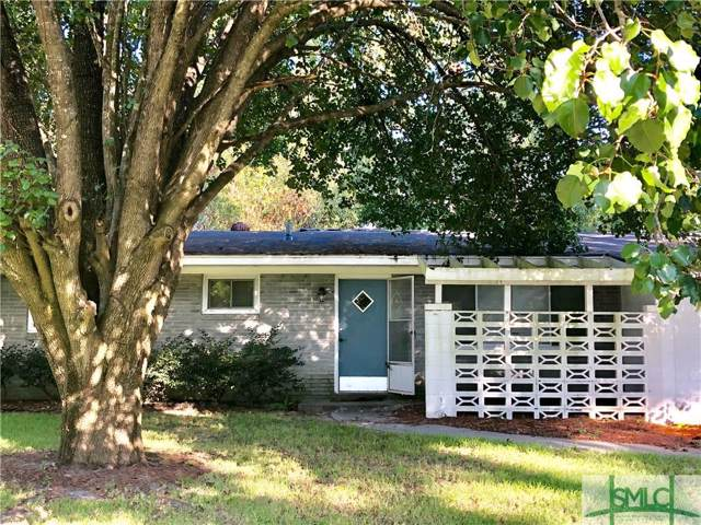 12404 Deerfield Road, Savannah, GA 31419 (MLS #212667) :: RE/MAX All American Realty