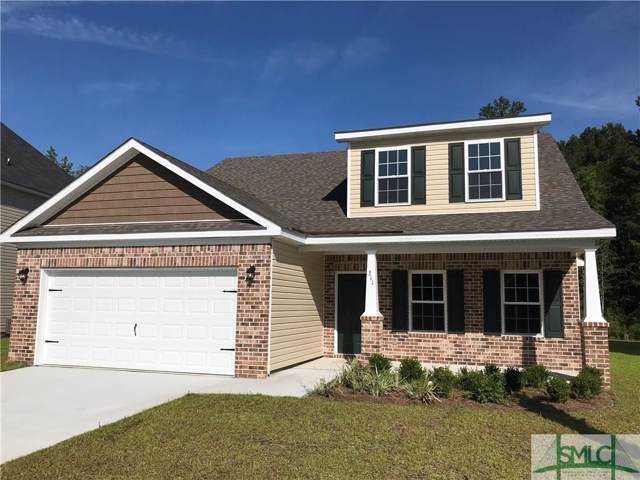 311 Coconut Drive, Bloomingdale, GA 31302 (MLS #212703) :: The Randy Bocook Real Estate Team