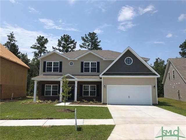 329 Coconut Drive, Bloomingdale, GA 31302 (MLS #212704) :: The Randy Bocook Real Estate Team