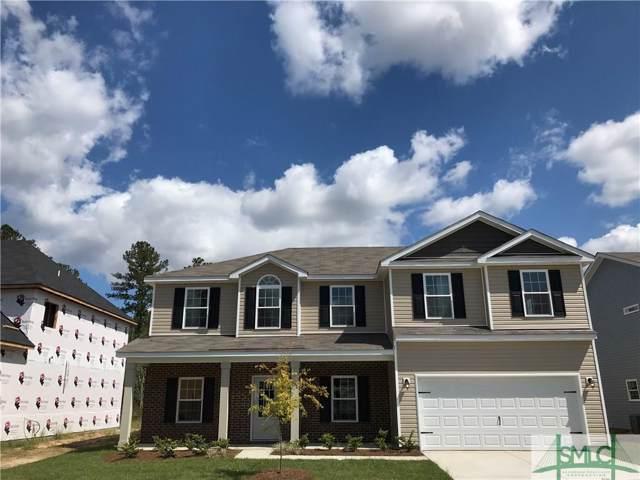 338 Coconut Drive, Bloomingdale, GA 31302 (MLS #212708) :: The Randy Bocook Real Estate Team