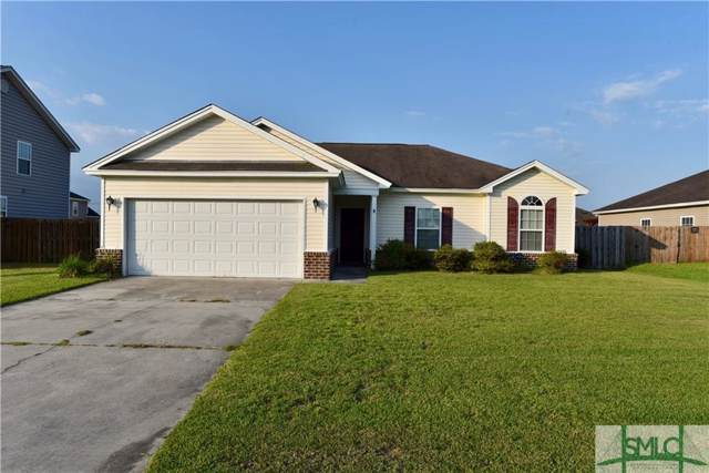 200 Red Oak Drive, Richmond Hill, GA 31324 (MLS #212713) :: Keller Williams Coastal Area Partners