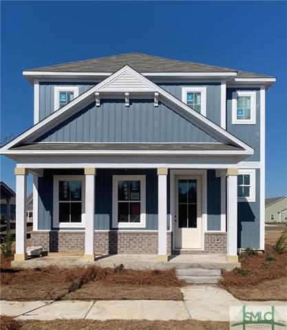 11 Dogwood Circle, Port Wentworth, GA 31407 (MLS #212723) :: The Randy Bocook Real Estate Team