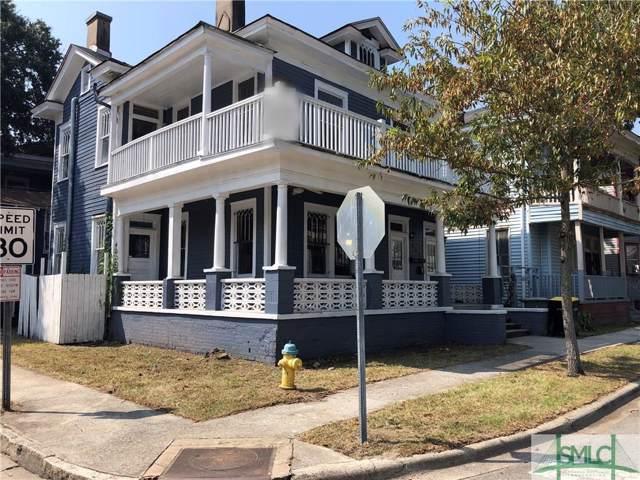 301 W 32nd Street, Savannah, GA 31401 (MLS #212785) :: The Randy Bocook Real Estate Team