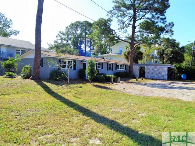 602 Miller Avenue, Tybee Island, GA 31328 (MLS #212879) :: McIntosh Realty Team
