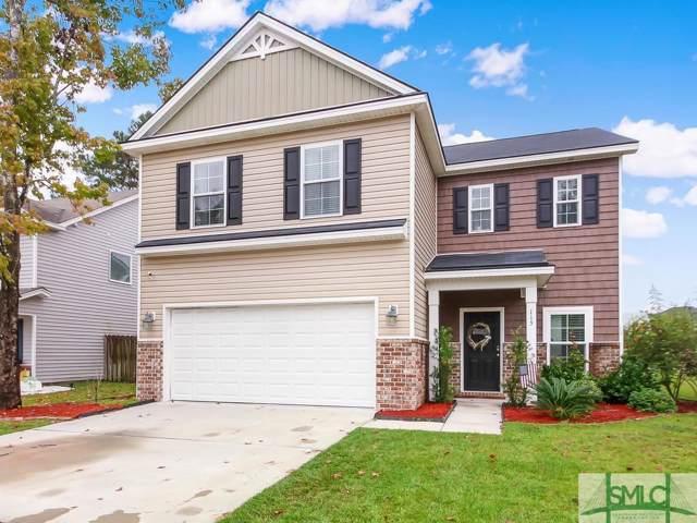 115 Hawkley Avenue, Savannah, GA 31405 (MLS #212904) :: The Sheila Doney Team